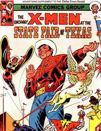 The Uncanny X-Men at the State Fair of Texas