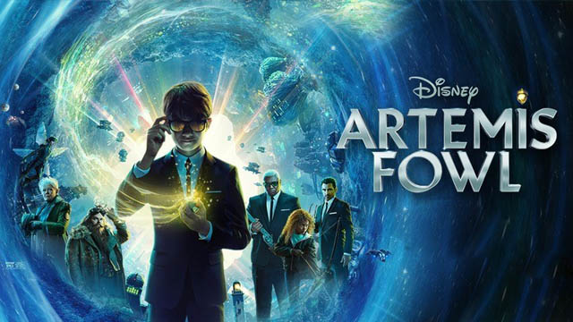 Artemis Fowl (2020) English Full Movie Download Free