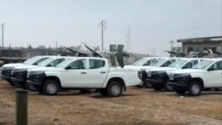 المجموعات الإرهابية التابعة لإيران ترسل تعزيزات شمالي سوريا