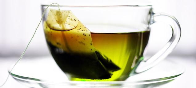 They Love Green Tea