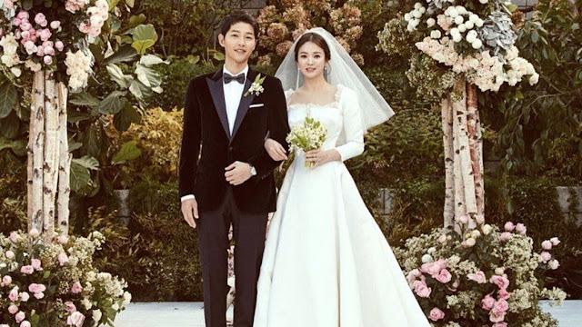 O casamento e divórcio do casal SongSong, de Descendentes do Sol
