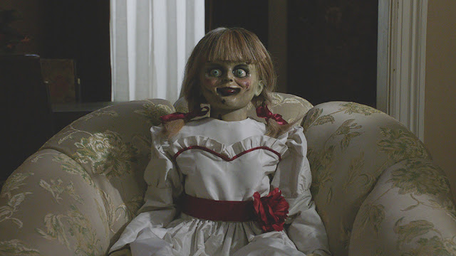 Annabelle Comes Home: Film Review