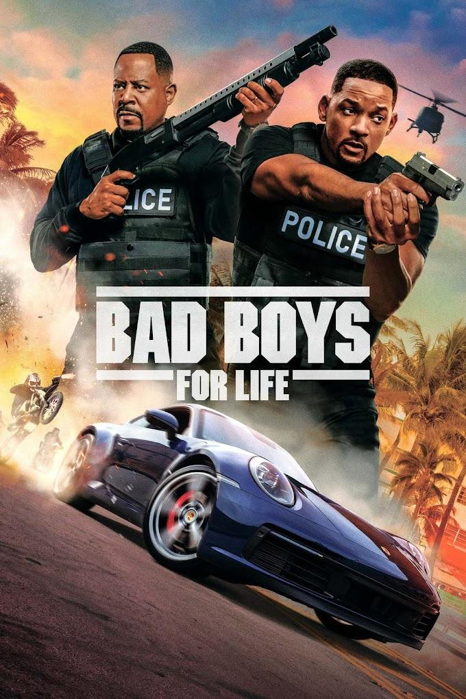 Bad Boys for Life (2020) Full Movie