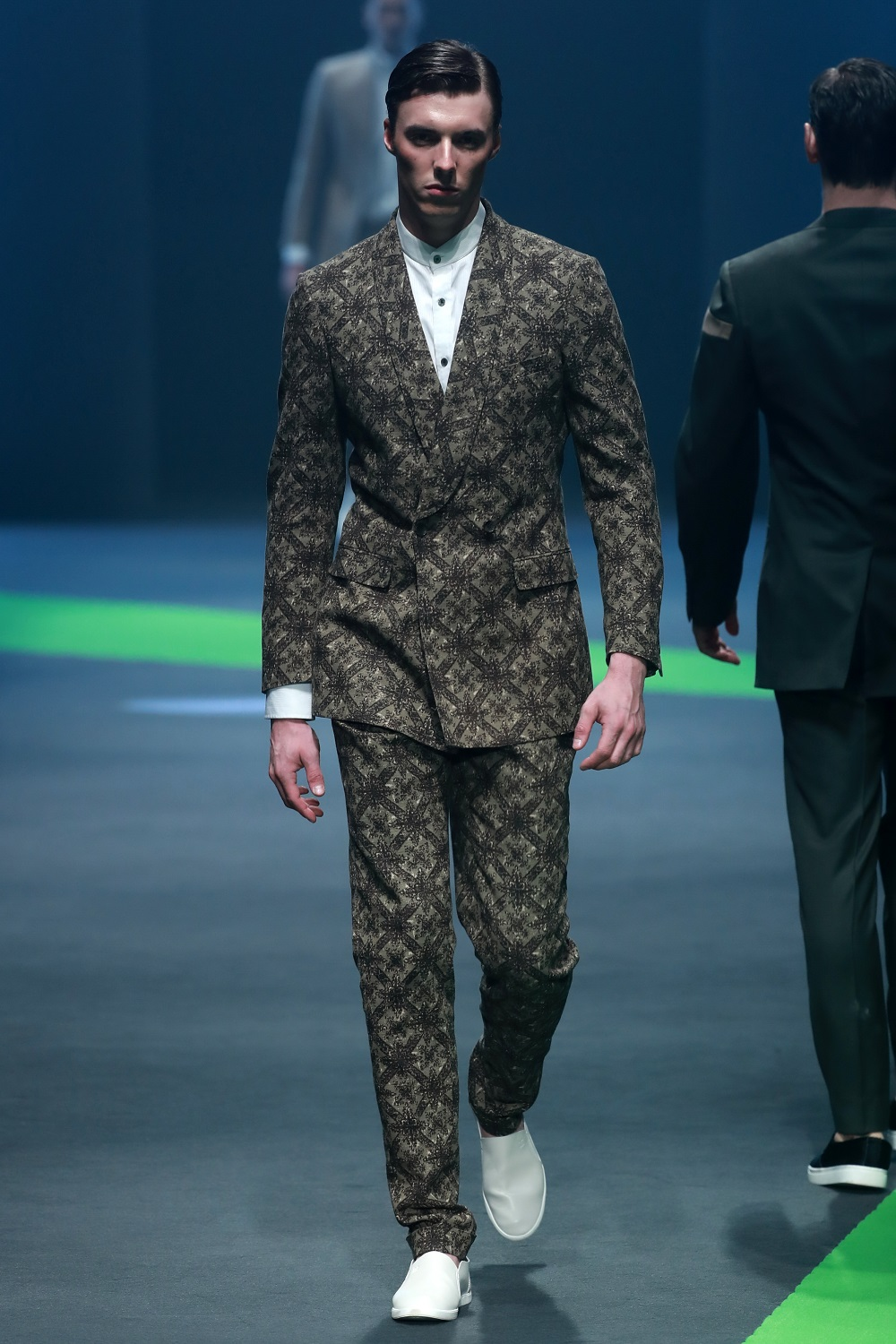 XUANPRIVE Xuan Zuo Men's Wear Collection, China Fashion Week, china fashion