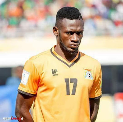 Photos: Zambian footballer