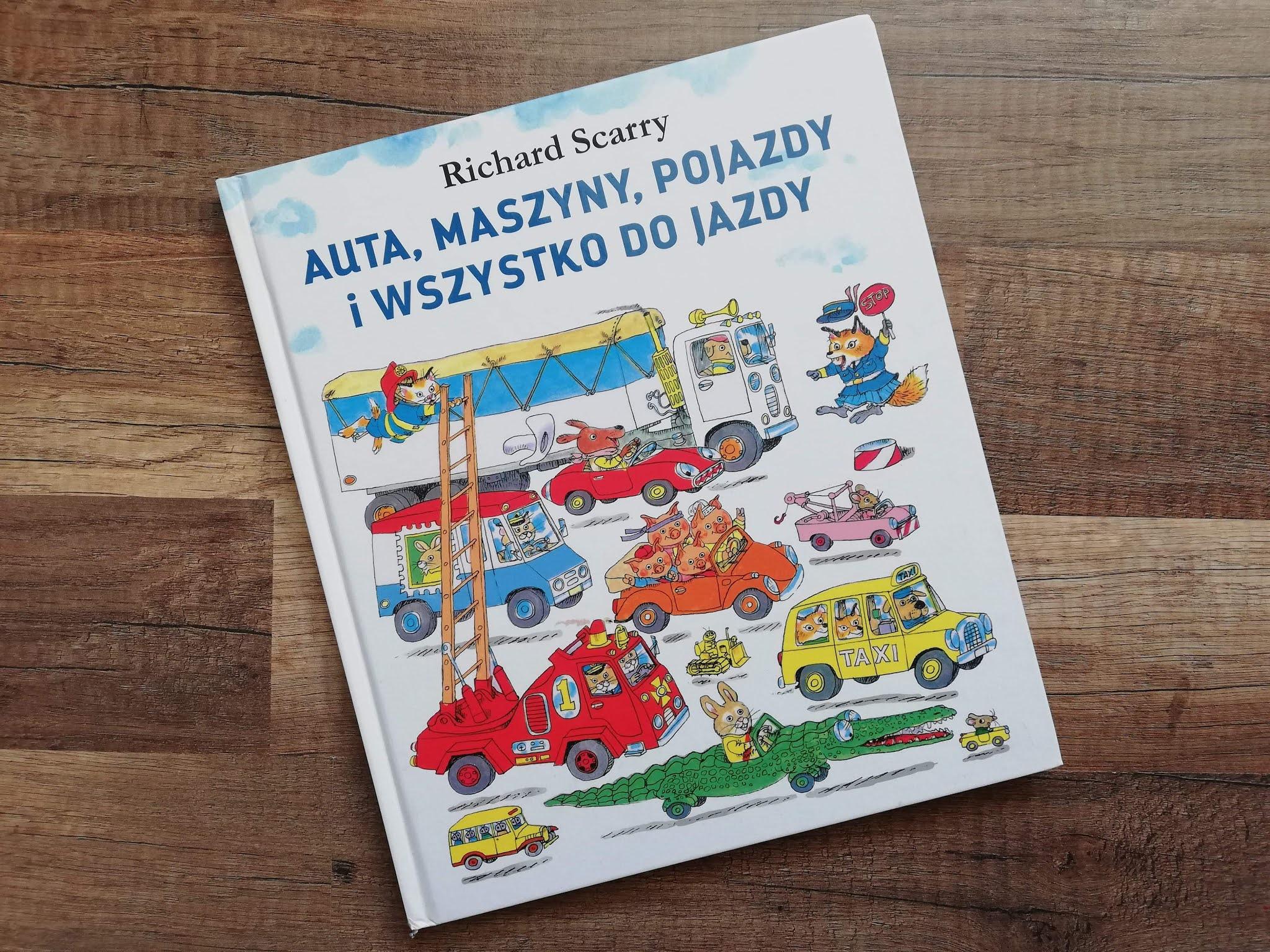 Recenzja książki wydawnictwa Babaryba