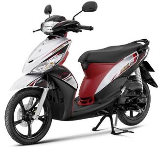 Spesifikasi Mio J 2013: Generasi Kelima dari Yamaha Mio