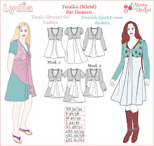LYDIA, Tunika, Shirt, Kleid, Top