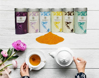 Daily Boost Best Turmeric Tea