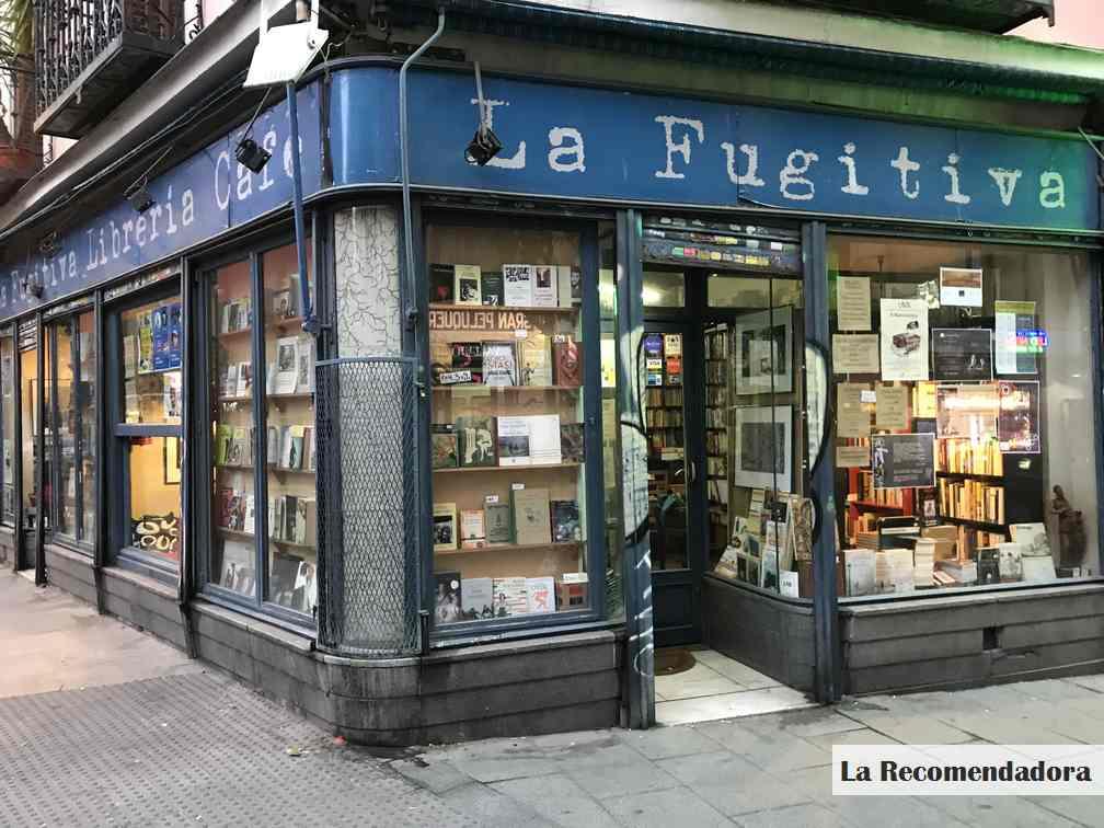 Librería-cafetería La Fugitiva
