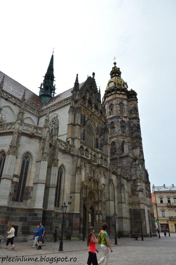 Catedrala St. Elizabeth din Kosice, Slovacia