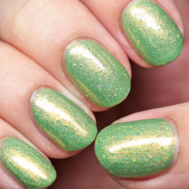 Ever After Polish Caramel Apple