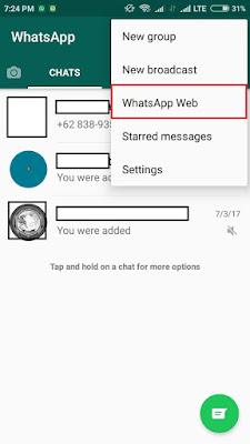 Cara Sadap Aplikasi WhatsApp Seseorang di Android