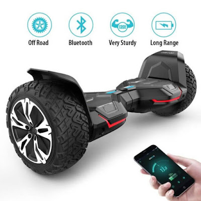Gyroor Warrior 8.5 Hoverboard-toptechcare.com