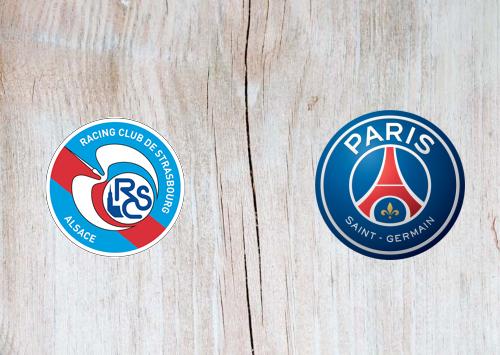Strasbourg vs PSG -Highlights 10 April 2021