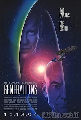 Sinopsis film Star Trek: Generations (1994)