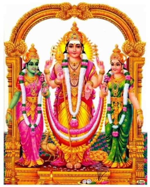 சங்கு சக்கர முருகன், அழகாபுத்தூர் படிக்காசுநாதர் கோவில்