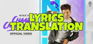 Chaar Chudiyaan Lyrics in English | With Translation |  – Nikk