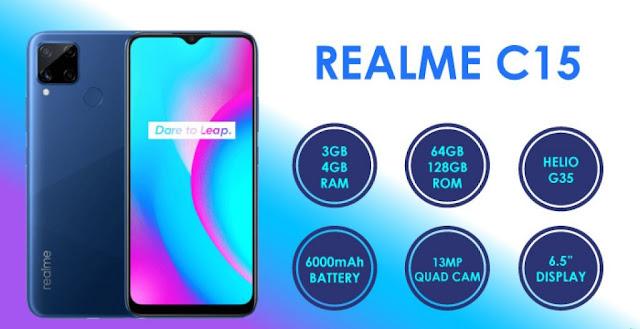 Realme C15 Price in Sri Lanka on 2021