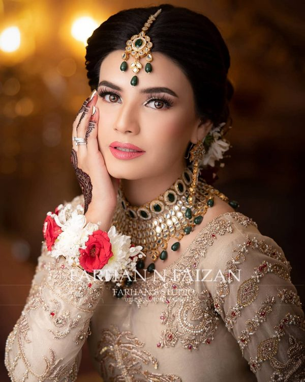 Kiran Haq New Bridal Shoot is Ravishing Inspiration for Brides to Be