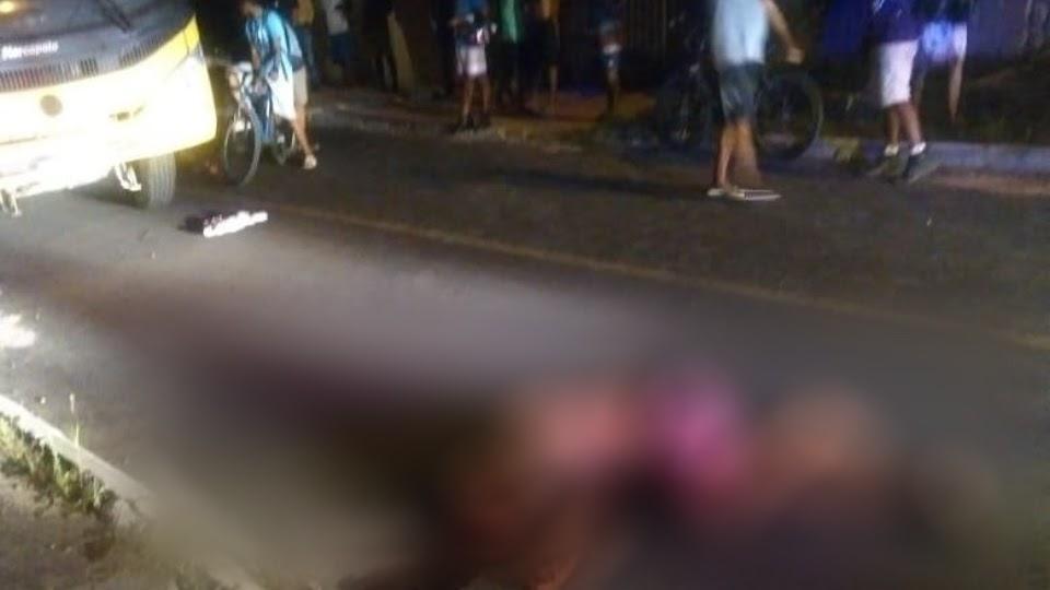 Casal é morto dentro de carro; duas crianças estavam no veículo