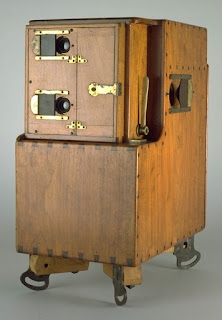 Cámara LPCCP Type-1 MkII de Louis Le Prince