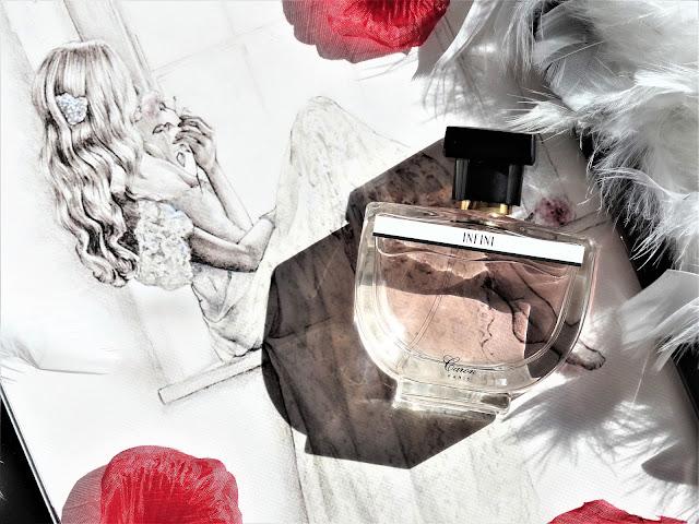 avis Infini 2018 de Caron, nouveau parfum Caron, nouveau infini de caron, parfum caron, parfum femme, perfume, fragrance, blog parfum, perfume review