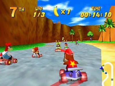 Free Download Diddy Kong Racing N64 PC Full Version Games ...