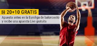 bwin apuesta gratuita Live Barcelona vs Anadolu Efes euroliga 19 enero