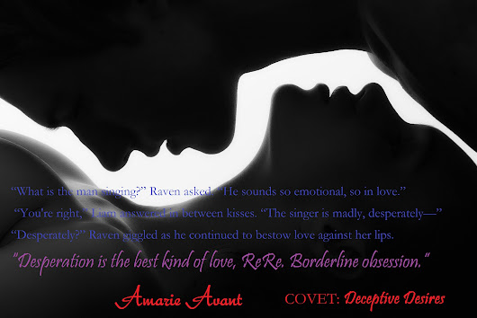 ***RELEASE BLITZ + GIVEAWAY*** Covet by Amarie Avant - Buried Under Books