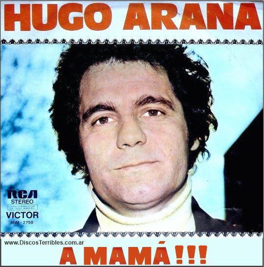 Disco Hugo Arana