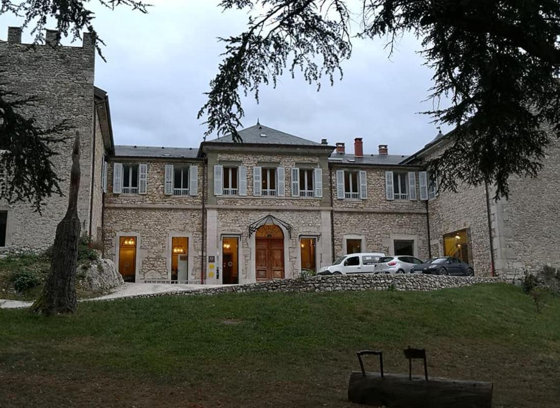Le château du Bourdeau