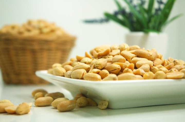 health benefits of peanut