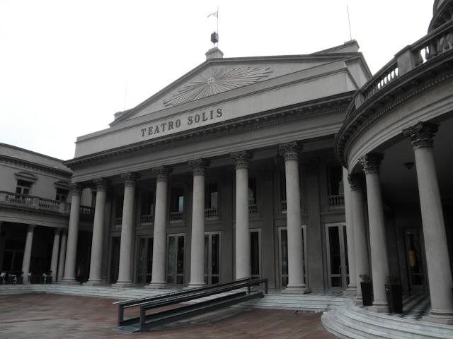Teatro Solis Uruguai