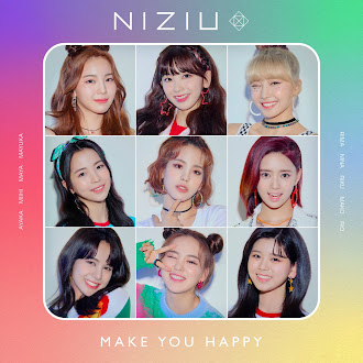 [Lirik+Terjemahan] NiziU - Make you happy (Membuatmu bahagia)