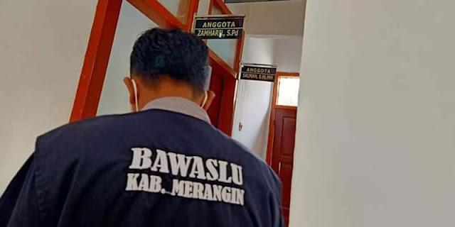 Al Haris-Sani Bersama 15 ASN Diperiksa Bawaslu Terkait Pilkada Jambi