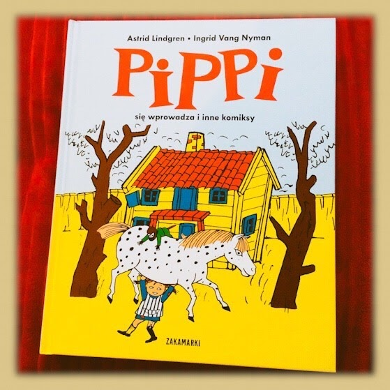 """""""Pippi się wprowadza i inne komiksy"""", czyli klasyka dziecięcej anarchii"""