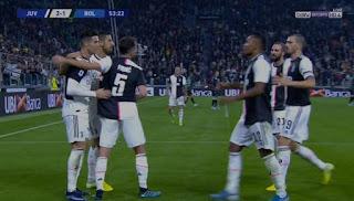 اهداف مباراة يوفنتوس وبولونيا (2-1) تعليق رؤوف خليف