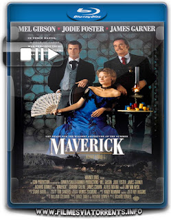 Maverick Torrent - BluRay Rip 720p Dual Áudio 5.1