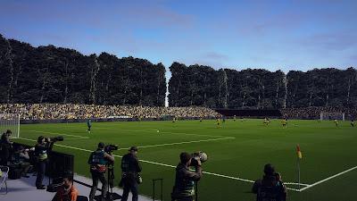 PES 2021 Stadium Vetra