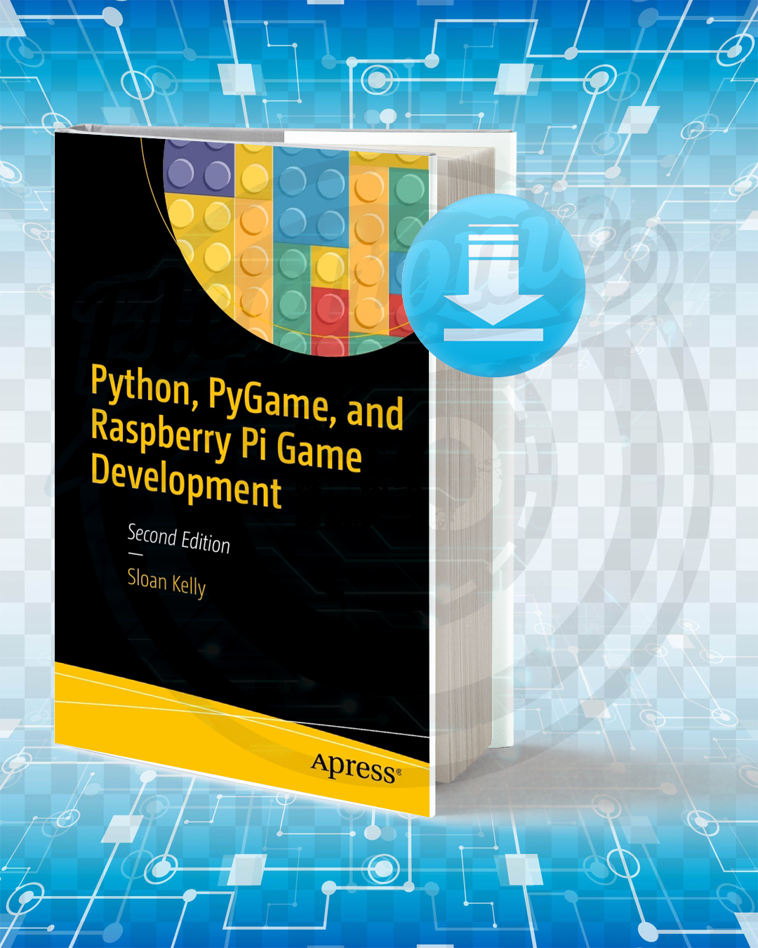 Free Book Python, PyGame, and Raspberry Pi Game Development pdf.