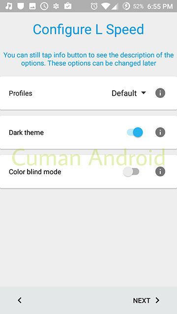 L Speed, Tweaks Paling Joss untuk Semua Tipe Rooted Android (UPDATE 2017)