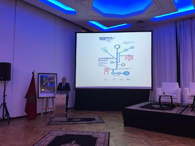 المؤتمر الإقليمي حول الرقمنة التربوية « MADRASSA - TECH » المغرب 2018