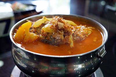 Ikan Asam pedas khas Pontianak Pondok Ale Ale