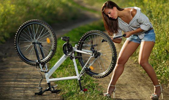female-cycling