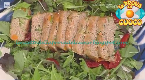 Tacchino arlecchino ricetta Moroni da Prova del Cuoco