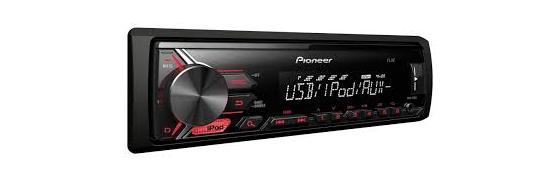 Pioneer MVH-S109UI Car Stereo