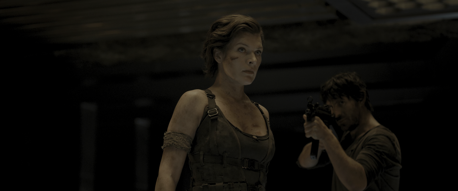 Resident Evil: Capítulo Final (2016) 4K UHD [HDR] Latino - Castellano- Ingles captura 4