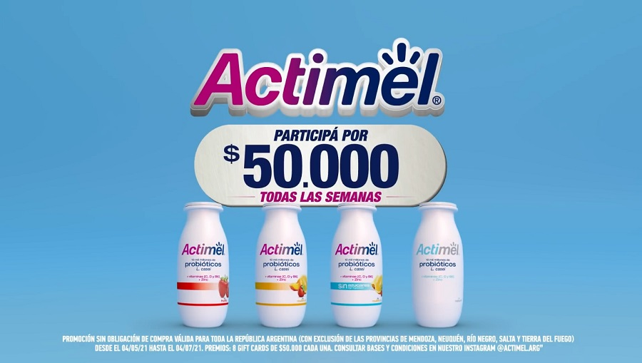 Promo Actimel