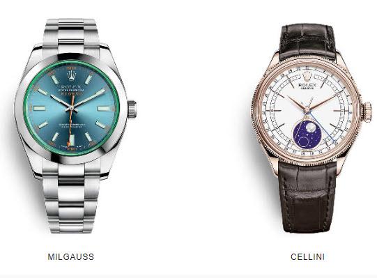 jam tangan rolex air king dan celini